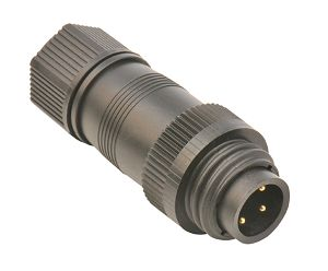 Plastic Circular Connector